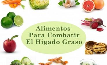 Hígado graso: el tratamiento es la dieta y el ejercicio