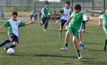 Torneo Interbarrial 2015 de Fútbol Infantil