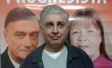 Progresistas: Daniel Demelli encabeza la lista local