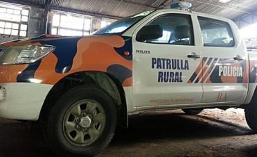 Varios detenidos por distintas causas de abigeato y delitos rurales