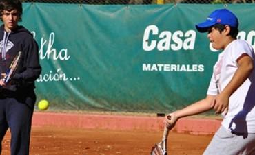 Tenis: Sierras Bayas recibió el segundo Circuito de Dobles para Menores