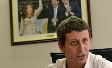 Gonzalo Bagú se bajó de la carrera a la intendencia