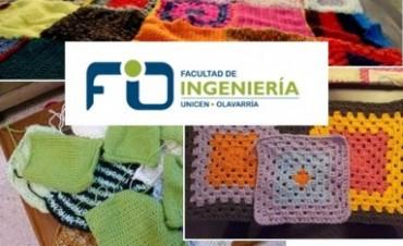 Invitan a tejer en la Facultad de Ingeniería