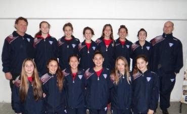 La Selección Bonaerense de Voleibol Femenino Sub 14 concentra en Olavarria