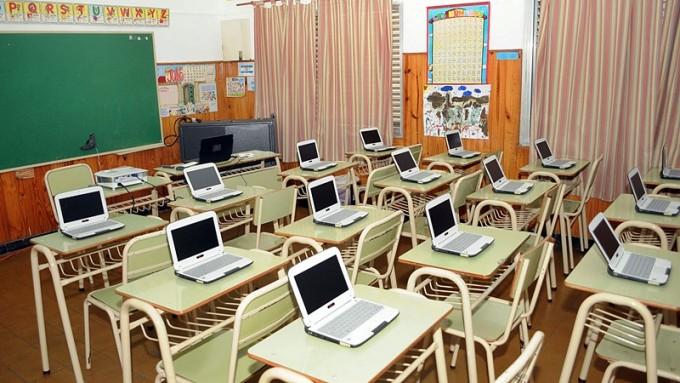 Las Escuelas de Olavarría recibieron 21 Aulas Digitales Móviles