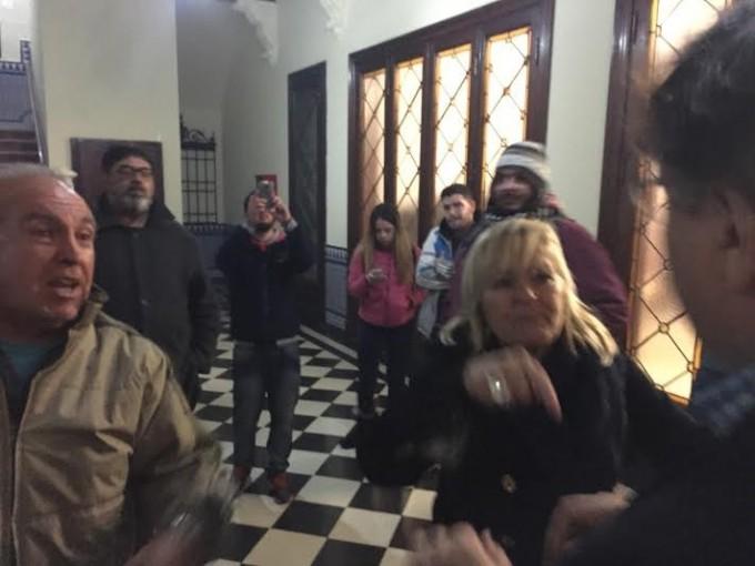 Violencia en el HCD: imputan a Stuppia, Silveyra Dávila y Vavrín