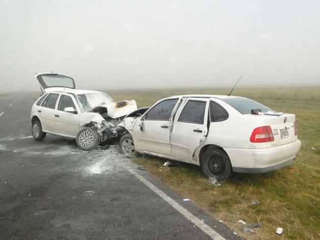 Una persona fallecida en un accidente en Ruta 51 a metros del ingreso a Azul