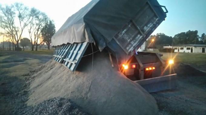 Se detectó un camión con más de 29 mil kilos de sobrecarga