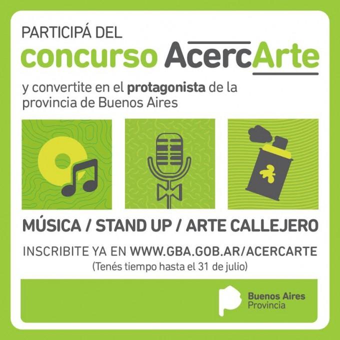 Concurso AcercArte