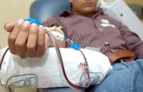 """""""En la sangre está la vida"""": nueva colecta externa de sangre de donantes voluntarios"""