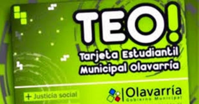 TEO: comienza la entrega de boletos para el mes de julio