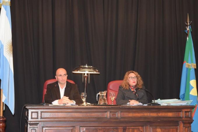 El Concejo Deliberante repudió la agresión a la Gobernadora Vidal