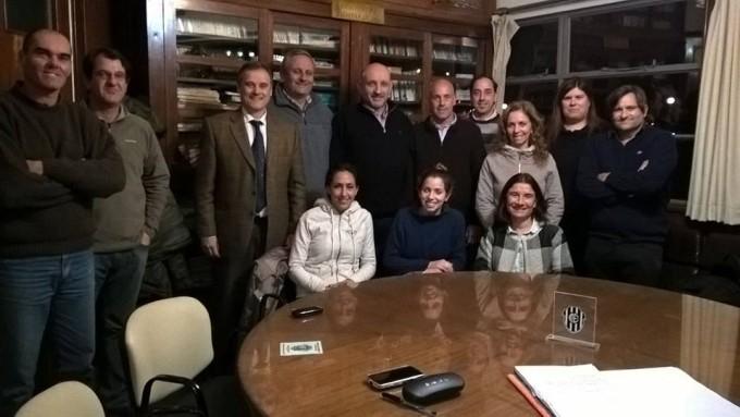 La Comisión Directiva de Estudiantes reconoció a Juana Quereilhac