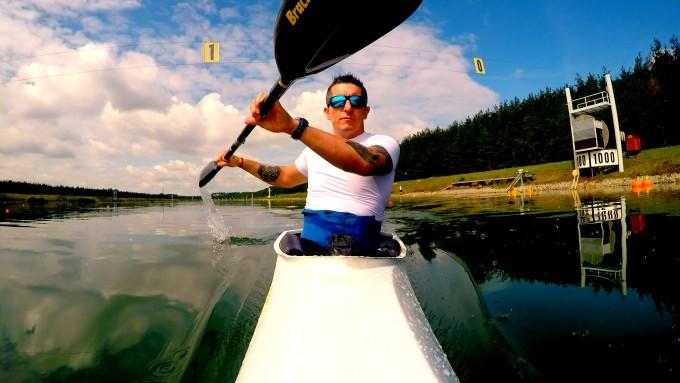 Misión Río 2016: Lucas Díaz concentra para los Juegos en República Checa