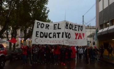 Coordinadora: 'Redoblemos esfuerzos por el Boleto Estudiantil Gratuito'