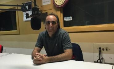 El Secretario de Cultura de la Provincia estuvo en Radio Olavarría