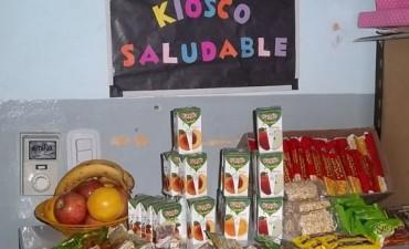 Buscan promover kioscos saludables en las escuelas del distrito