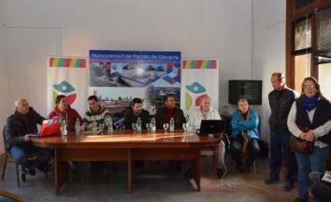 Juegos Bonaerenses: reunión de regiones con autoridades provinciales