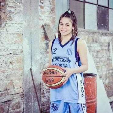 Nayla Pittaluga jugará el provincial para Necochea