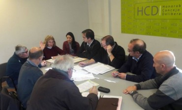 Reunión de Concejales con los Clubes de Olavarría