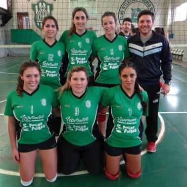 Voley: Torneo Provincial