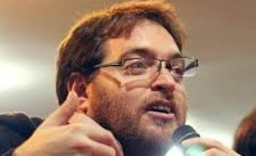 El Diputado Guillermo Kane en Olavarría