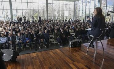 Gral Alvear: Lordén asistió al encuentro de gabinete convocado por la gobernadora Vidal