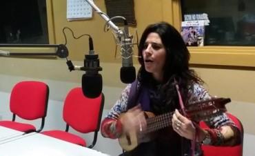 Florencia Cosentino en Radio Olavarria