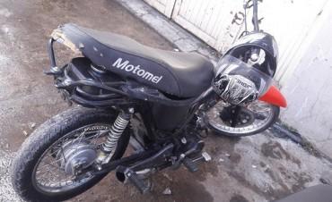 Secuestran motocicletas en distintos operativos policiales