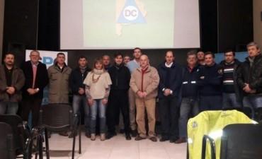 Olavarría presente en la reunión regional de Defensa Civil