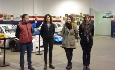 Quedó inaugurada la muestra de fotografías en el Museo Hnos. Emiliozzi