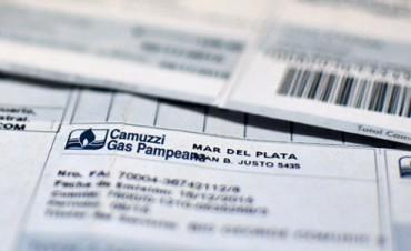 Facturas de Gas: Camuzzi comenzó con la adecuación de la facturación
