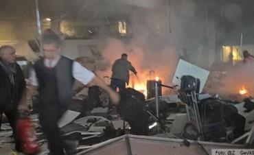 Grave atentado terrorista en Estambul, Turquía