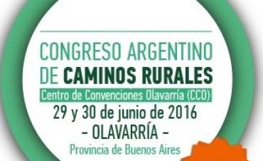 Olavarría es sede del Congreso Argentino de Caminos Rurales