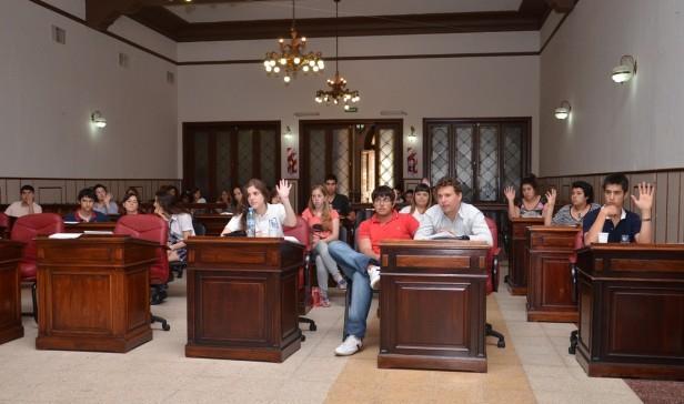 Concejo Deliberante Estudiantil: comienza la elección de concejales