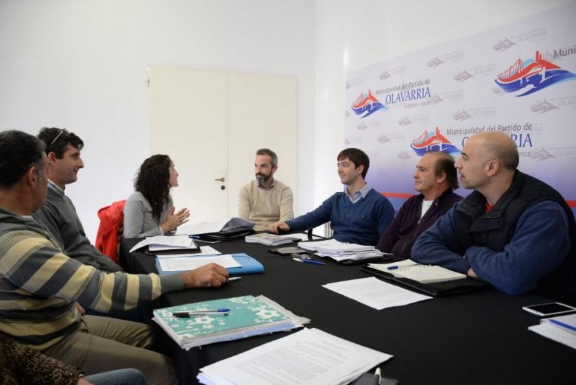 Los Delegados hicieron su balance del primer mes de gestión