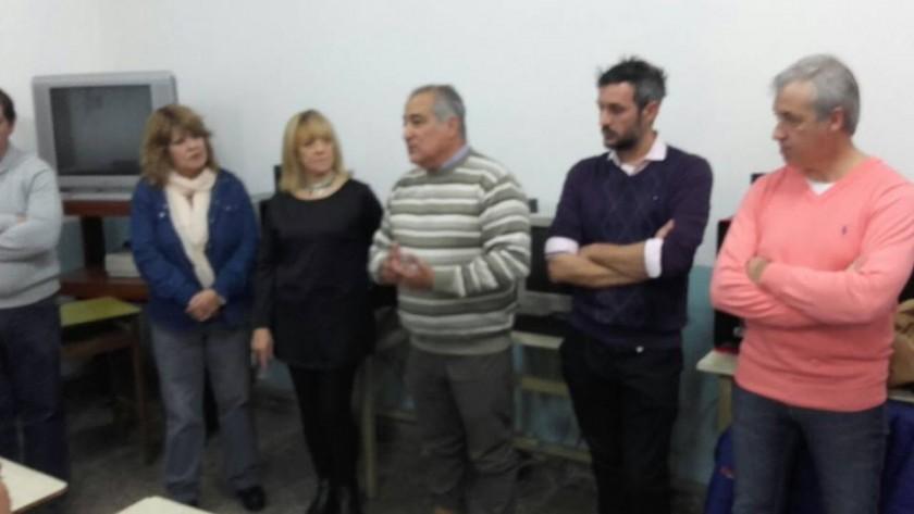 SUETRA capacitó a instructores y directivos de Formacion Profesional