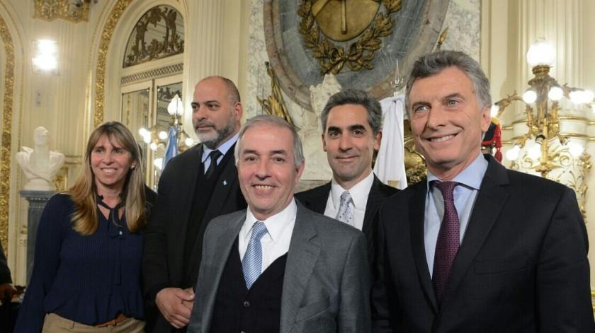 Con la presencia de Carola Patané, se firmó ayer el Acuerdo Federal Minero