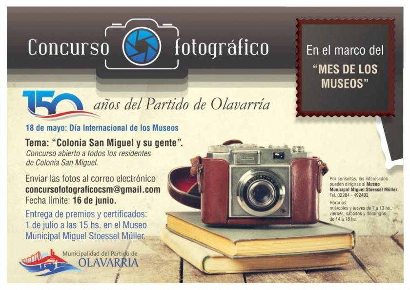 """Concurso fotográfico """"Colonia San Miguel y su gente"""""""