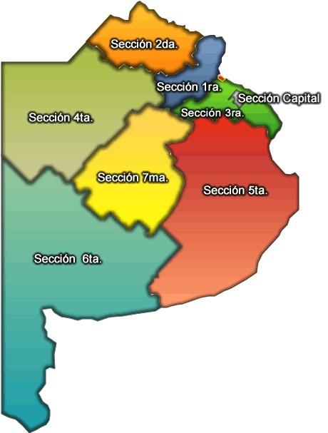 Elecciones: votantes y cargos a elegir en provincia y sección