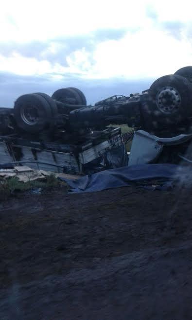 Accidente fatal en ruta 226 a la altura del km 345