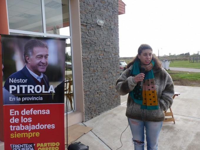 Almeida: la defensa de los intereses de la clase trabajadora como bandera