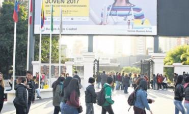 Expo Empleo Joven: el Municipio de Olavarría participó en esta iniciativa