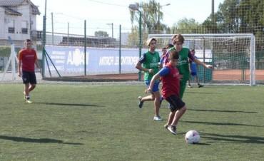 Deportes: nueva fecha del Interbarrial