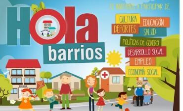 HOla Barrios: fortaleciendo vínculos entre los olavarrienses