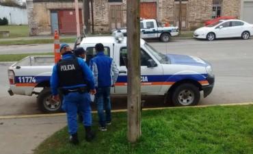 Un detenido por intento de robo en Hinojo