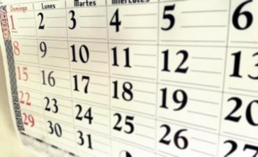 No es feriado el lunes 19