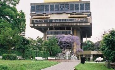 El HCD declaró de Interés Legislativo la Exposición por los 20 años de la construcción del edificio de la Biblioteca Nacional