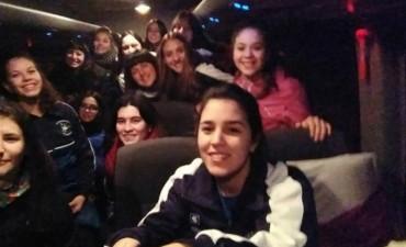 Handball Femenino: Ferro ya esta en Mendoza
