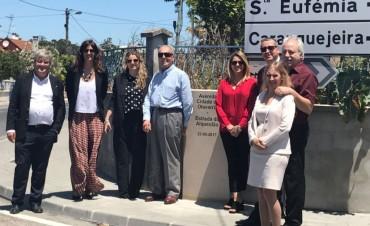 Exitosa misión comercial a Portugal